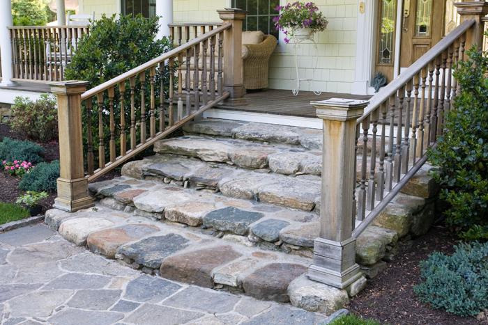 steps repair
